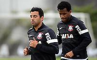 SÃO PAULO,SP, 23 julho 2013 - Maldonado  durante treino do Corinthians no CT Joaquim Grava na zona leste de Sao Paulo, onde o time se prepara  para para enfrenta o Sao Paulo pelo campeonato brasileiro . FOTO ALAN MORICI - BRAZIL FOTO PRESS