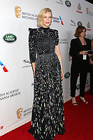 LOS ANGELES - OCT 26:  Cate Blanchett at the 2018 British Academy Britannia Awards at the Beverly Hilton Hotel on October 26, 2018 in Beverly Hills, CA