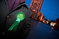 Si Barber/07739 472 922<br /> Natalie Bennett, leader of the Green Party on the campaign trail in Norwich. 29.01.2015. Ordered by Jim Hedge.