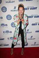 LOS ANGELES, CA - NOVEMBER 7: Zoe Bell, at Photo Op For Hulu's 'Obey Giant at the The Theatre at Ace Hotel in Los Angeles, California on November 7, 2017. Credit: Faye Sadou/MediaPunch