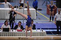 TURNEN: HEERENVEEN: 09-07-2016, Sportstad Heerenveen, Kwalificatiewedstrijd OS turnen, Sanne Wevers, ©foto Martin de Jong