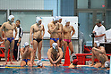 Japan Representative candidates, APRIL 10, 2011 - Water Polo : 2011 International Water Polo Competitions Selection Trial of Mens at JISS, Tokyo, Japan. (Photo by YUTAKA/AFLO SPORT) [1040]