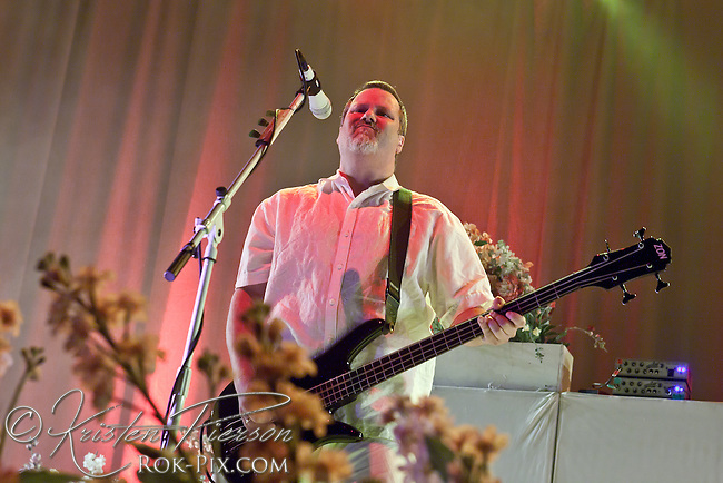 Faith No More performs at Blue Hills Bank Pavilion August 4, 2015