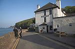Griffin Inn pub Dale, Pembrokeshire coast national park, Wales