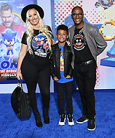 """12 February 2020 - Los Angeles, California - Tommy Davidson. """"Sonic the Hedgehog"""" Los Angeles Premiere held at the Regency Village Theater. Photo Credit: Birdie Thompson/AdMedia"""