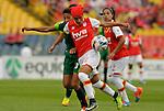 La Liga Águila Femenina prendió motores en Colombia en 2017.