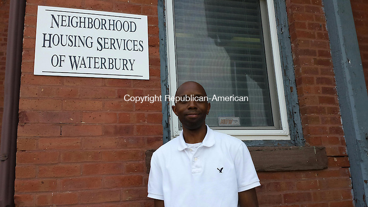 WATERBURY -- June 15, 2015 -- 12_NEW_061415MDP02 -- Kevin Taylor, executive director of Neighborhood Housing Services.