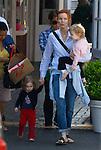 .4-4-09..Marcia Cross leaving the Brentwood Market place near Los Angeles with kids  Eden & Savannah  ...AbilityFilms@yahoo.com.805-427-3519.www.AbilityFilms.com.