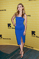 NEW YORK, NY - NOVEMBER 1: Melissa Roxburgh  at IRC Hosts The 2018 Rescue Dinner at New York Hilton Midtown on November 1, 2018 in New York City.        <br /> CAP/MPI99 <br /> &copy;MPI99/Capital Pictures