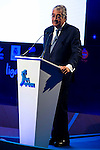 CEO Endesa Jose Bogas during the presentation of the new season of La Liga Endesa 2016-2017 in Madrid. September 20, 2016. (ALTERPHOTOS/Borja B.Hojas)