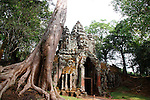 North Gate at Angkor Thom, Cambodia