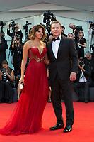 Luciana Damon, Matt Damon at the Downsizing premiere and Opening Ceremony, 74th Venice Film Festival in Italy on 30 August 2017.<br /> <br /> Photo: Kristina Afanasyeva/Featureflash/SilverHub<br /> 0208 004 5359<br /> sales@silverhubmedia.com