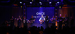 Cast of 'Once' performs at the 2018 New York Theatre Workshop Gala at the The Altman Building on April 16, 2018 in New York City