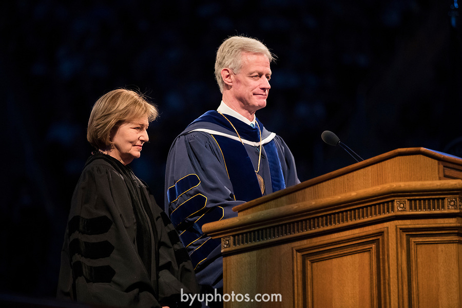 _E1_7334<br /> <br /> 1704-51 2017 Spring Commencement<br /> <br /> April 27, 2017<br /> <br /> Photography by Nate Edwards/BYU<br /> <br /> &copy; BYU PHOTO 2016<br /> All Rights Reserved<br /> photo@byu.edu  (801)422-7322