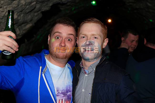 Alan Reid <br /> Danny Mitchell out on the town.<br /> Picture: www.newsfile.ie
