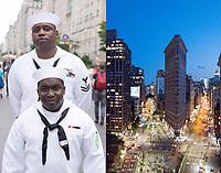 Fleet Week Sailors - New York