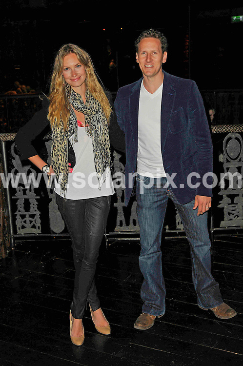 **ALL ROUND PICTURES FROM SOLARPIX.COM**                                             **WORLDWIDE SYNDICATION RIGHTS**                                                                                  Caption: Liz McClarnon 30th birthday party, held at Shaka Zulu, The Stables Market, Chalk Farm Road, London, UK. Wednesday, April 13, 2011                                                                              This pic: Brendan Cole                                                                                         JOB REF: 13140 MSR       DATE: 13_04_2011                                                           **MUST CREDIT SOLARPIX.COM OR DOUBLE FEE WILL BE CHARGED**                                                                      **MUST AGREE FEE BEFORE ONLINE USAGE**                               **CALL US ON: +34 952 811 768 or LOW RATE FROM UK 0844 617 7637**