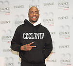 NEW ORLEANS, LA - JULY 6: Recording artist Raheem DeVaughn attends the 2014 Essence Music Festival at the Mercedes-Benz Superdome on July 6, 2014 in New Orleans, Louisiana. Photo Credit: Morris Melvin / Retna Ltd.