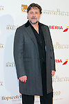 Russell Crowe attend the The Water Diviner Premiere at Callao Cinemas, Madrid,  Spain. March 26, 2015.(ALTERPHOTOS/)Carlos Dafonte)
