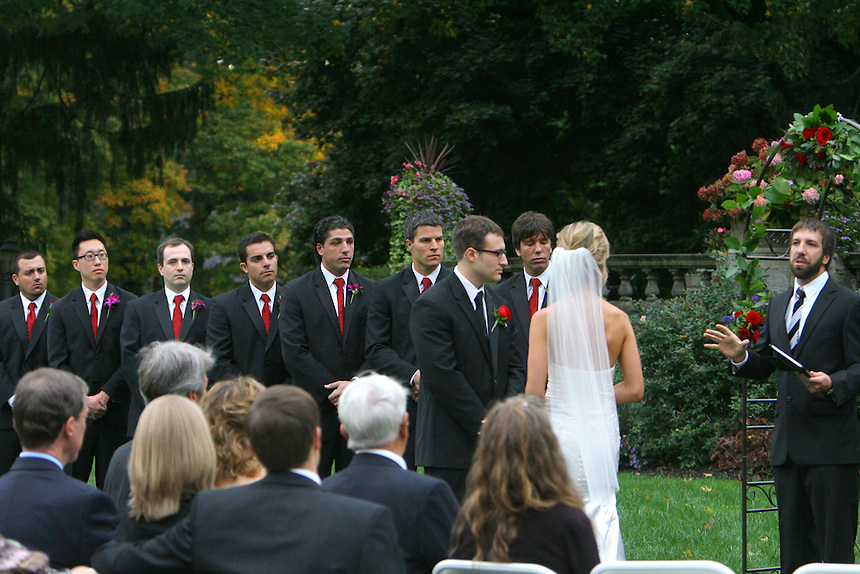 Loukas and Addie Wedding, The Merion Tribute House, Lower Merion, PA, October 14, 2011