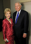 Margaret Alkek Williams and Jim Daniel at the VIP Reception for the Celebration of Reading event at the Hobby Center Thursday  April 21,2016(Dave Rossman Photo)