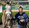 Agustina de Aragon winning at Delaware Park on 10/11/12