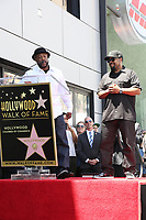 LOS ANGELES - JUN 12:  William Loshawn Calhoun Jr aka WC, Ice Cube at the Ice Cube Star Ceremony on the Hollywood Walk of Fame on June 12, 2017 in Los Angeles, CA