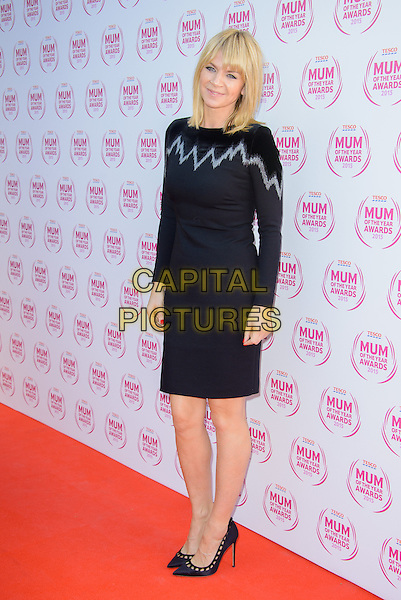 LONDON, ENGLAND - MARCH 01: Zoe Ball attends the Tesco Mum Of The Year Awards 2015 at the Savoy Hotel, on March 01, 2015 in London, England. <br /> CAP/JC<br /> &copy;JC/Capital Pictures
