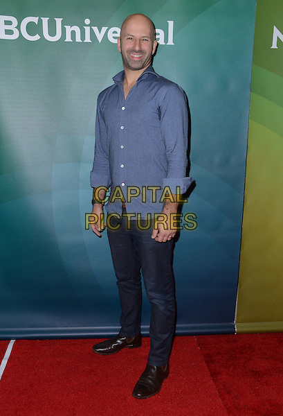 14 January  - Pasadena, Ca - Ido Leffler. NBC Universal Press Tour Day 2 held at The Langham Huntington Hotel.  <br /> CAP/ADM/BT<br /> &copy;BT/ADM/Capital Pictures