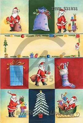Isabella, CHRISTMAS SANTA, SNOWMAN, paintings(ITKE531831,#X#) Weihnachtsmänner, Schneemänner, Weihnachen, Papá Noel, muñecos de nieve, Navidad, illustrations, pinturas