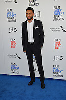 Nnamdi Asomugha at the 2017 Film Independent Spirit Awards on the beach in Santa Monica, CA, USA 25 February  2017<br /> Picture: Paul Smith/Featureflash/SilverHub 0208 004 5359 sales@silverhubmedia.com
