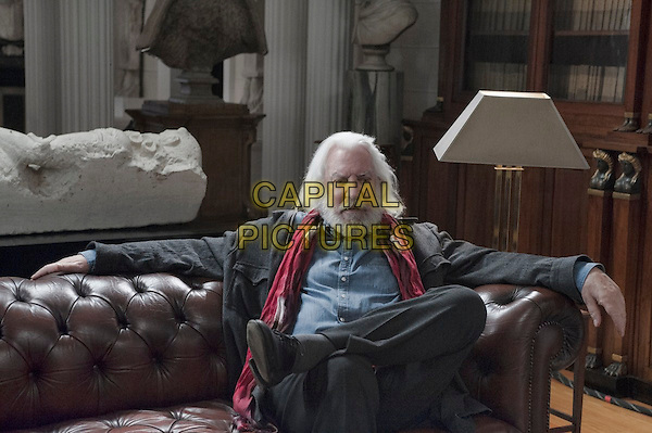 Donald Sutherland<br /> in The Best Offer (2013) <br /> (La migliore offerta)<br /> *Filmstill - Editorial Use Only*<br /> CAP/NFS<br /> Image supplied by Capital Pictures