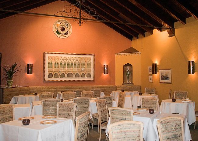 Acquerello Restaurant, San Francisco, California
