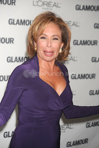 at the 19th Annual Glamour Women of the Year Awards at Carnegie Hall, New York City. November 10, 2008. Credit: Dennis Van Tine/MediaPunch