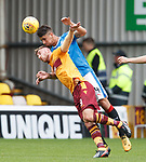 Fabio Cardoso and Louis Moult