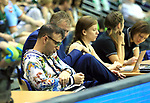 09.06.2019, Max Schmeling Halle, Berlin, GER, DHB,  1.HBL,  FUECHSE BERLIN VS. HSG Wetzlar,<br /> DHB regulations prohibit any use of photographs as image sequences and/or quasi-video<br /> im Bild Volker Zerbe (Fuechse Berlin), Manager Bob Hanning (Fuechse Berlin)<br /> <br />      <br /> Foto © nordphoto / Engler