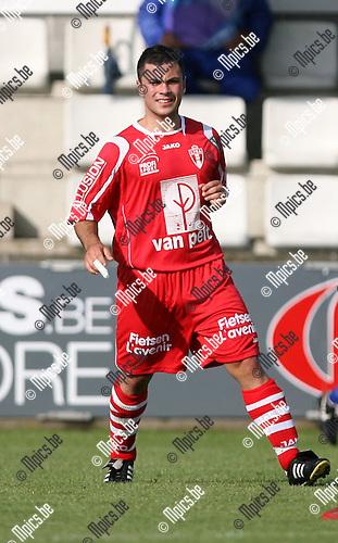 2009-07-19 / Seizoen 2009-2010 / Voetbal / TSV Lyra / Elio Balbi..Foto: Maarten Straetemans (SMB)