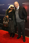 Irene Gandy and Jeffrey Richards attends the Broadway Opening Night of 'AMERICAN SON' at the Booth Theatre on November 4, 2018 in New York City.