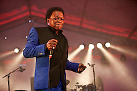AUSTIN, TX - OCTOBER 13: Lee Fields performs at the 2012 Austin City Limits Music Festival in Austin, Texas. October 13, 2012. © Joe Gall/MediaPunch Inc. /NortePhotoAgency
