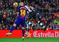 2018.01.07 La Liga FC Barcelona VS Levante UD