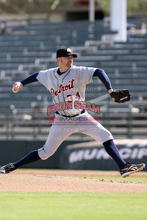 Scot Drucker - Peoria Javelinas, 2009 Arizona Fall League.Photo by:  Bill Mitchell/Four Seam Images..