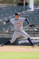 Scot Drucker - Peoria Javelinas, 2009 Arizona Fall League.Photo by:  Bill Mitchell/Four Seam Images..