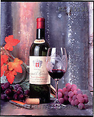 Interlitho, Alberto, STILL LIFES, photos, red wine, grapes(KL16198,#I#) Stilleben, naturaleza muerta