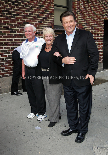 WWW.ACEPIXS.COM . . . . . ....October 3 2007, New York City....Actor Alec Baldwin arriving for a taping of the 'Late Show with David Letterman' at the Ed Sullivan Theatre in midtown Manhattan.....Please byline: DAVID MURPHY - ACEPIXS.COM.. . . . . . ..Ace Pictures, Inc:  ..(646) 769 0430..e-mail: info@acepixs.com..web: http://www.acepixs.com