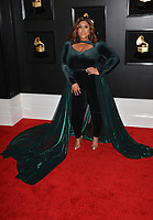 LOS ANGELES, CA - FEBRUARY 10: Nina Parker at the 61st Annual Grammy Awards at the Staples Center in Los Angeles, California on February 10, 2019. Credit: Faye Sadou/MediaPunch