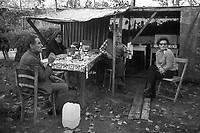 Artegna, Terremoto del Friuli del Maggio 1976. <br /> Artegna, Friuli earthquake in May 1976.