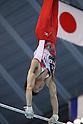 Kazuhito Tanaka (JPN), JULY 2nd, 2011 - Artistic gymnastics : Japan Cup 2011 .Men's Team Competition Horizontal Bar at Tokyo Metropolitan Gymnasium, Tokyo, Japan. (Photo by YUTAKA/AFLO SPORT)