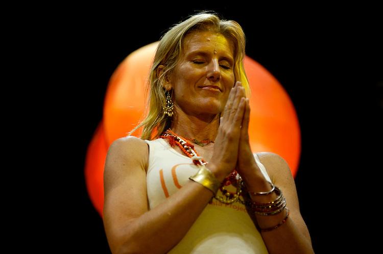 Global Mala Project (GMP) event.  108 Sun Salutations (Surya Namaskars).