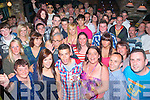 5628-5632.---------.Celebration: Danny Roche, Muing, Tralee (front centre) had a big bash for his 18th birthday last Friday night in Ruiri's bar,the Square,Tralee with his parents Danny&Joan,sister Nicole and many friends&family.