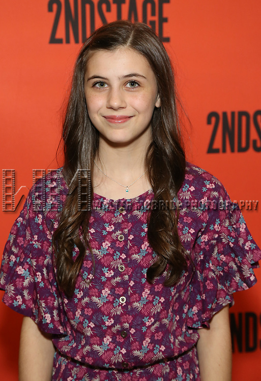 Mia Sinclair Jenness  during the photo call for the Second Stage production of 'Mary Page Marlowe' on June 12, 2018 in New York City.